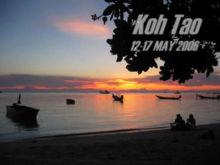 MAY 2006 Koh TAO